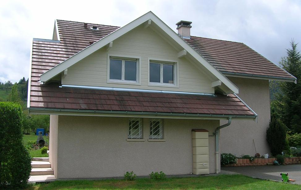 Comblespace | Rehaussement, Surélévation de toiture à Annecy, Savoie et Haute Savoie